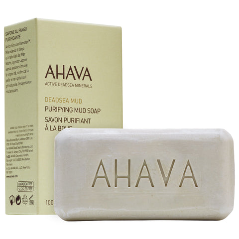 Ahava - Deadsea Mud - Purifying Mud Soap