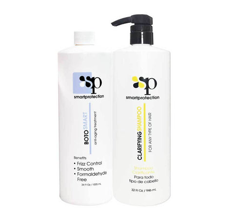 Smart Protection - BotoSmart & Clarifying Shampoo