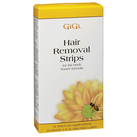 GiGi - Hair Removal Strips for the Body