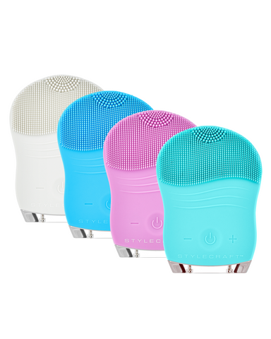 StyleCraft - Scrubs Gentle Sonic Cleansing Brush