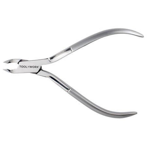 ToolWorx - Precision Cut Hidden Spring Cuticle Nipper