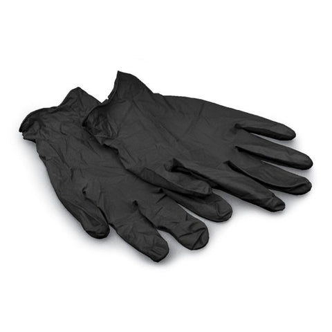 Diane - Powder-Free Vinyl Gloves - Black
