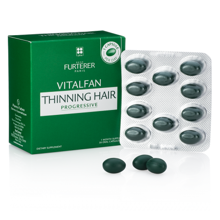 Rene Furterer - Vitalfan Dietary Supplement Progressive Thinning Hair