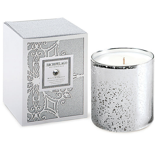Archipelago Botanicals - Winter Frost Boxed Candle