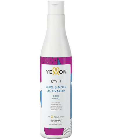 Yellow - Style - Curl & Mold Activator