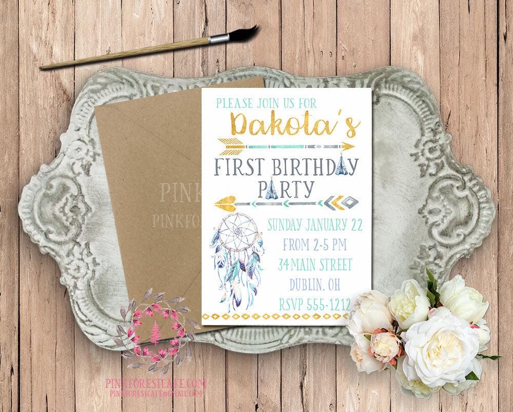 Invitations Baby Bridal Shower Birthday Party Wedding Announcements ...