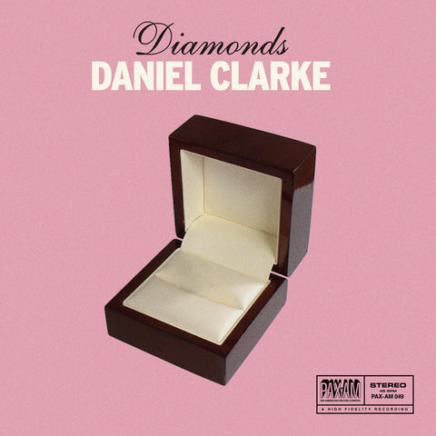 "Daniel Clarke - Diamonds  7"" - Ryan Adams"