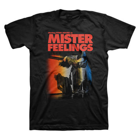 Mister Feelings Tee - Ryan Adams