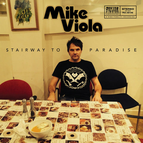 "Mike Viola - Stairway to Paradise 7"" - Ryan Adams Store"