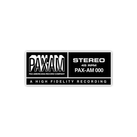 PaxAm Enamel Pin - Ryan Adams Store