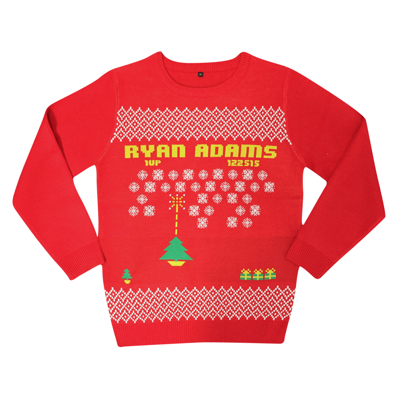 Arcade Xmas Knit Sweater - Ryan Adams