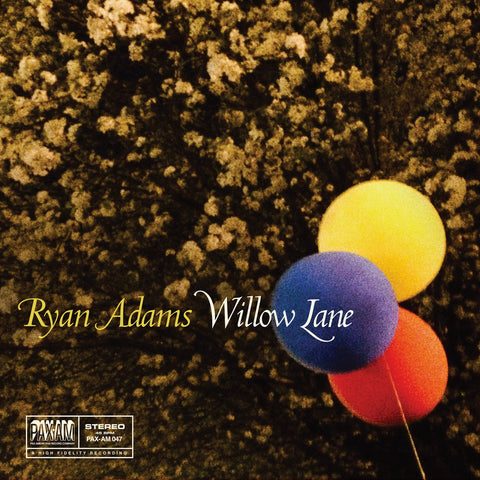 "Willow Lane 7"" (Blue) - Ryan Adams"