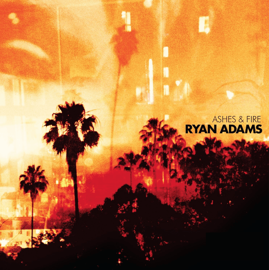 Ashes & Fire Vinyl - Ryan Adams Store