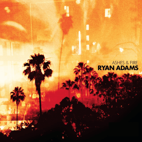Ashes & Fire CD - Ryan Adams Store