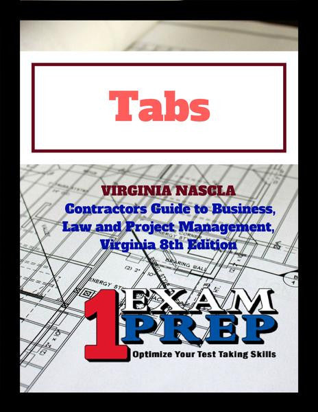 virginia nascla contractors guide to business law and project rh nascla 1examprep com