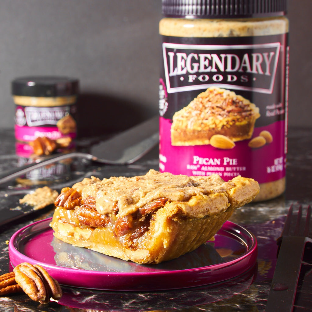 Legendary Foods Keto Pecan Pie