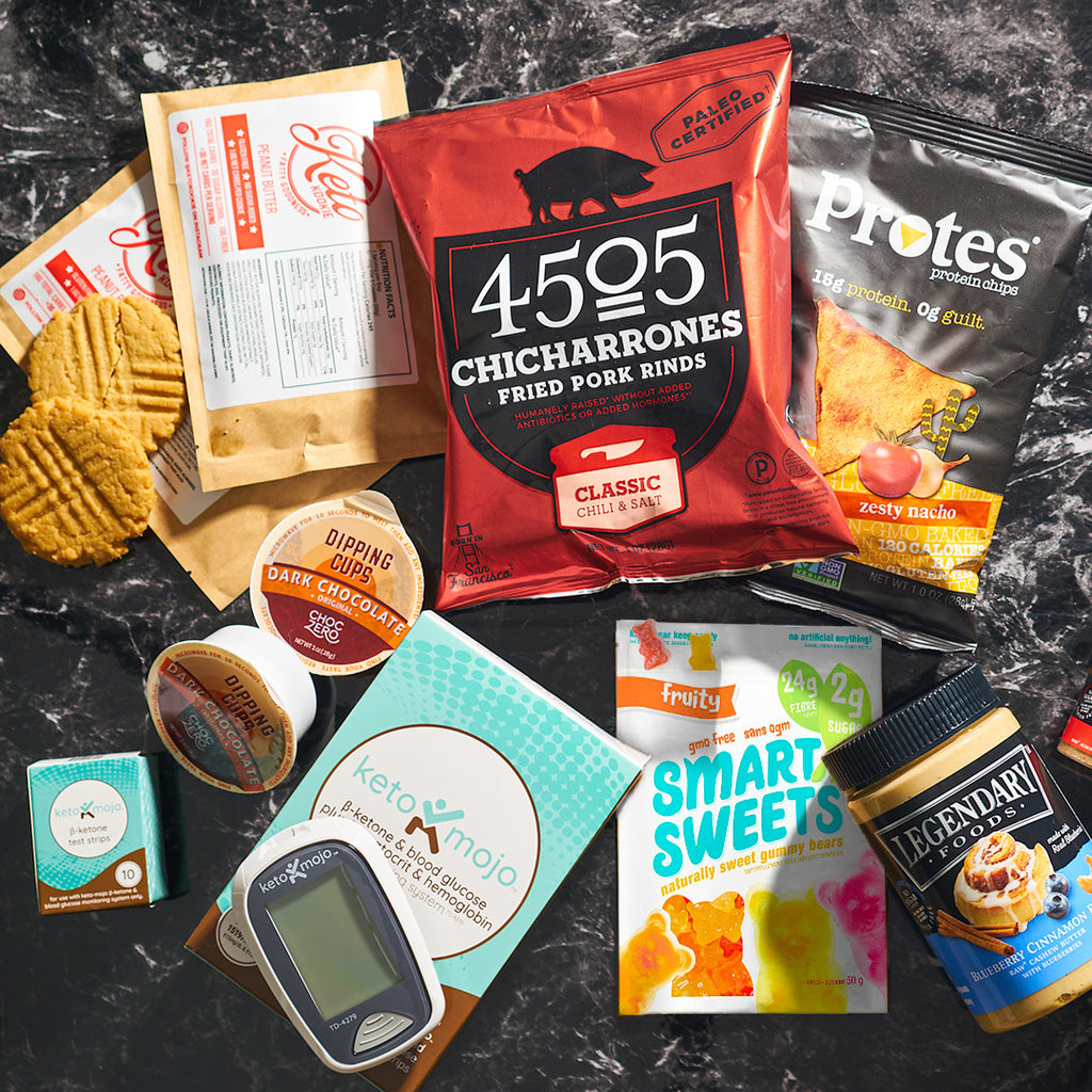 National Diabetes Day Sweepstakes!!! - Legendary Foods, Keto Kookie, 4505 Meats, Keto Mojo, Smart Sweets, Protes, Choc Zero