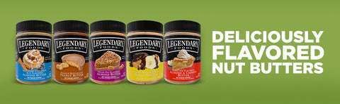Legendary Foods Almond Butters