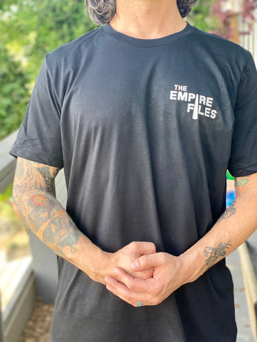 Empire Files Logo Pocket Tee