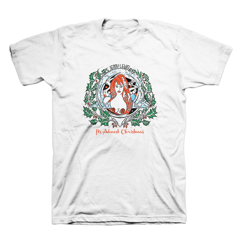 It's Almost Christmas Unisex Tee - Jenny Lewis Store
