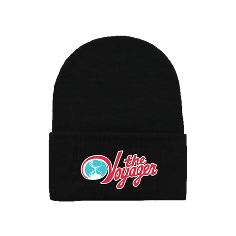 The Voyager Embroidered Beanie - Jenny Lewis Store