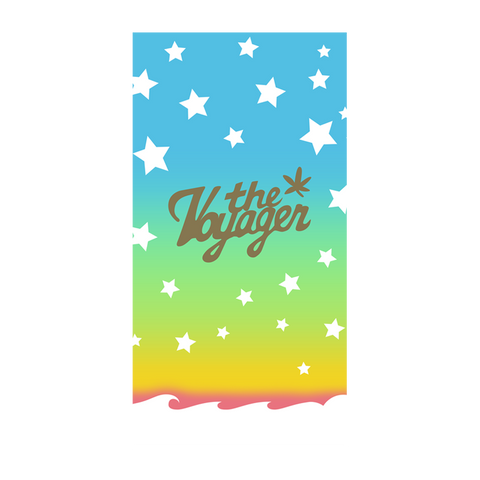 Voyager Beach Towel - Jenny Lewis Store