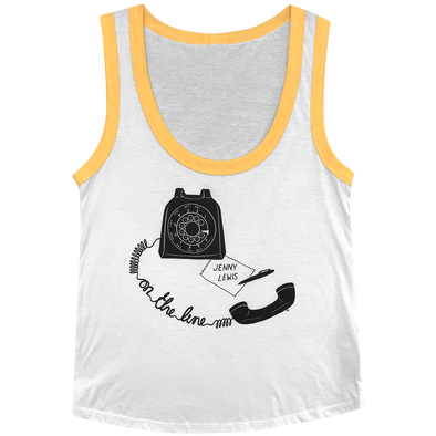 On The Line Camp Tank