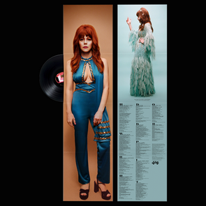 On The Line Deluxe Vinyl - Jenny Lewis Store