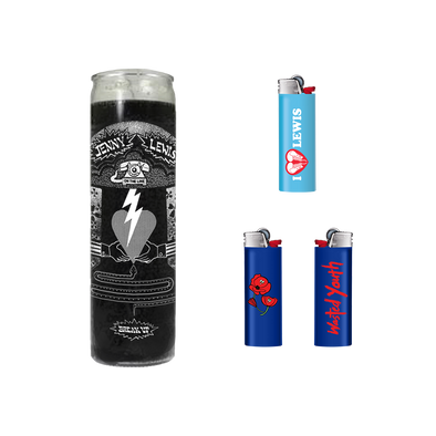 Candle + Lighter Bundle - Jenny Lewis Store