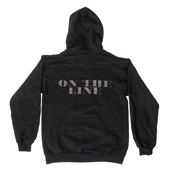 On The Line 3M Reflective Hoodie - Jenny Lewis Store
