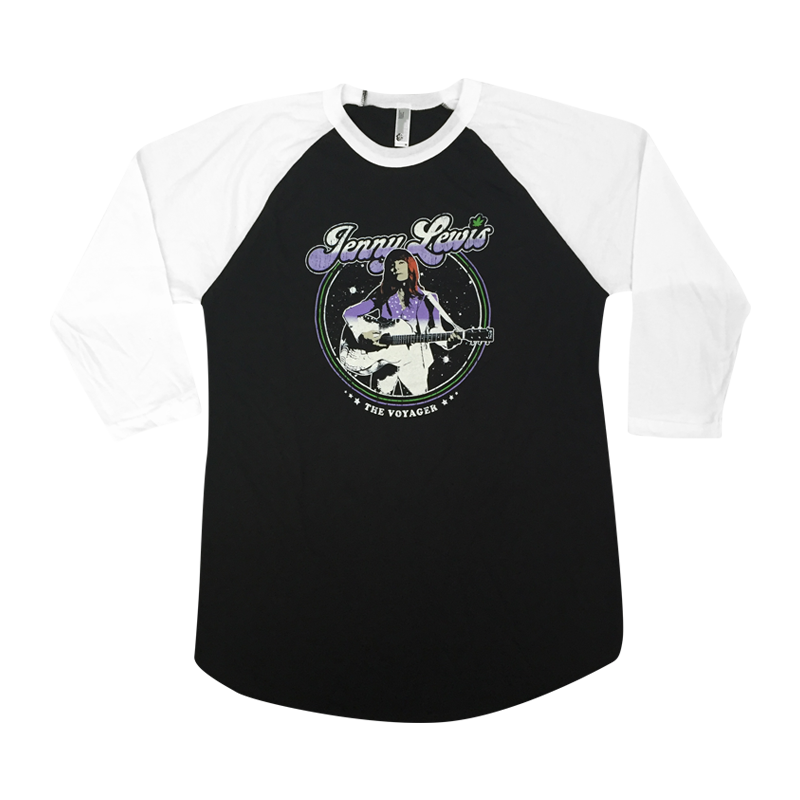 Star Voyager Baseball Tee - Jenny Lewis Store