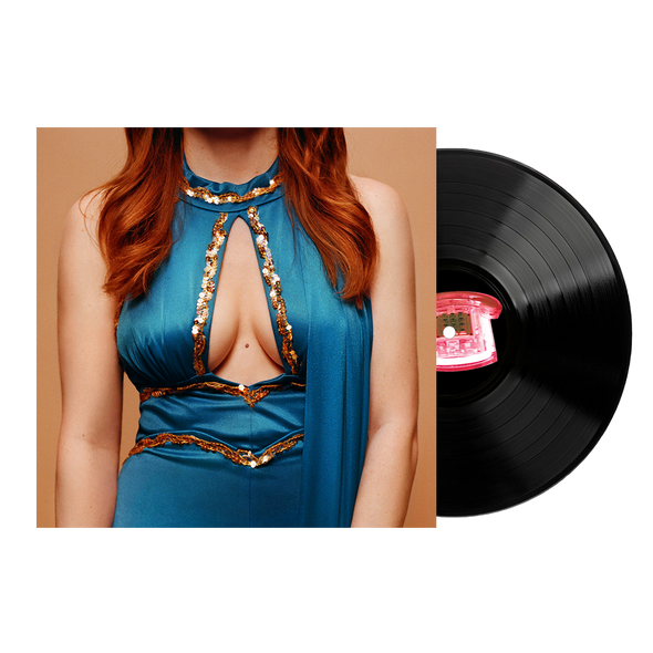 On The Line Standard Vinyl - Jenny Lewis Store