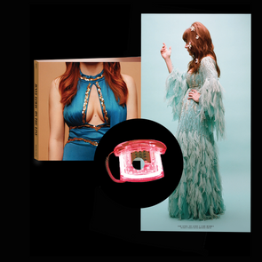 On The Line CD - Jenny Lewis Store