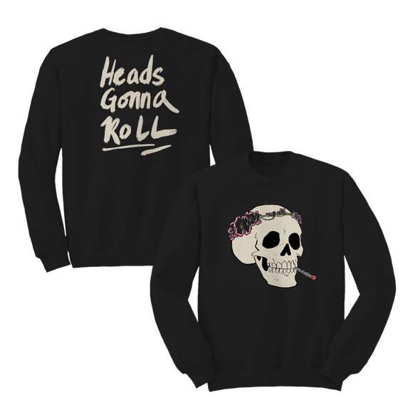 Heads Gonna Roll Set - Black - Jenny Lewis Store