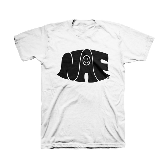 NAF Smiley Logo Tee - Jenny Lewis Store