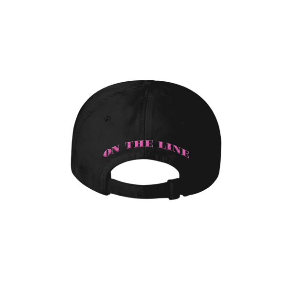 JENNY Embroidered Hat - Jenny Lewis Store