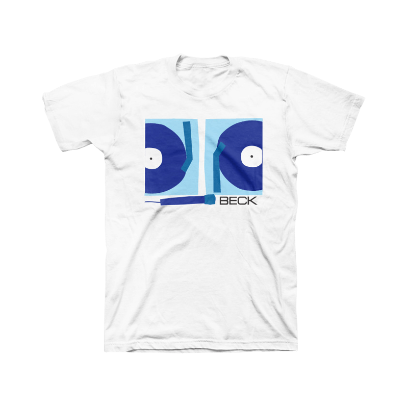 Turntables Tee - Beck