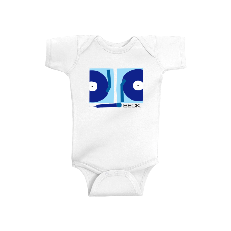 Turntables Onesie - Beck