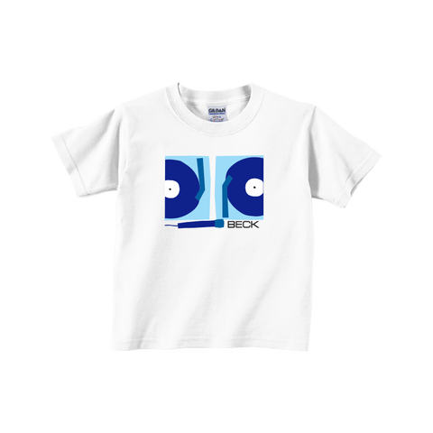 Turntables Toddler Tee - Beck