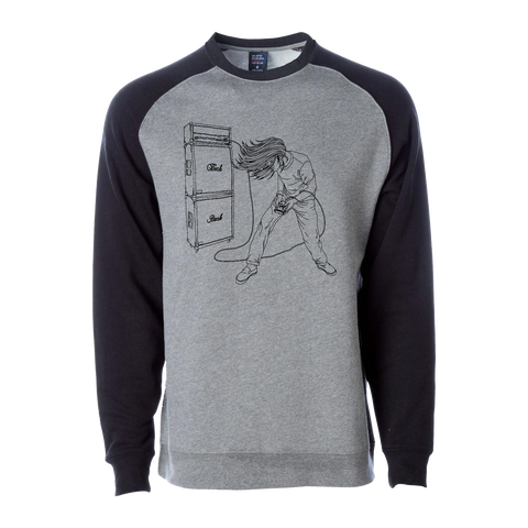 Gameboy Raglan Sweatshirt