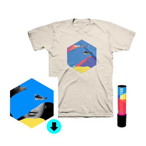 Colors Digital + Tee + Kaleidoscope-BECK
