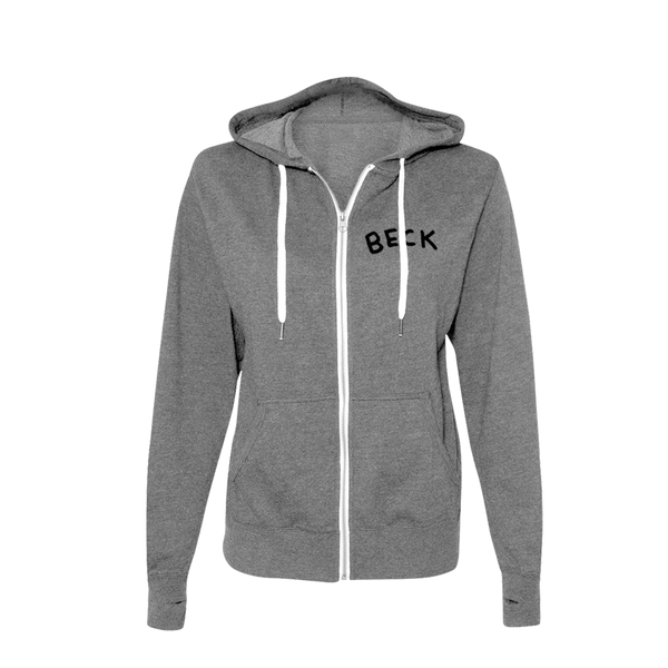 Slippers Zip-Up Hoodie - Beck