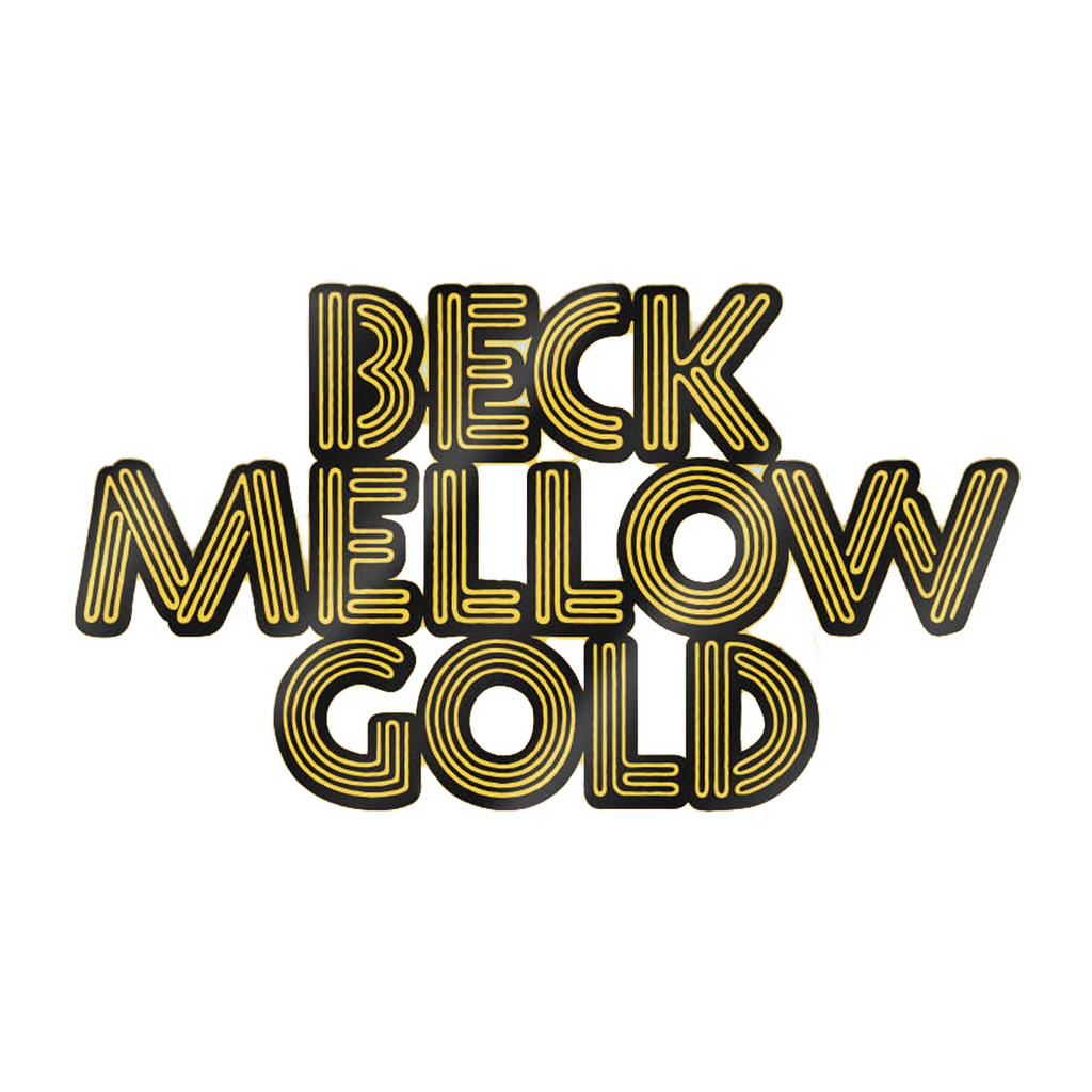 Mellow Gold Enamel Pin