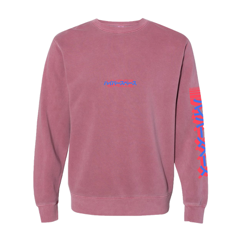 Speeding Crewneck