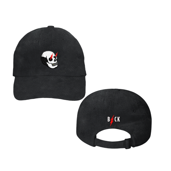 Bolt Skull Hat - Beck