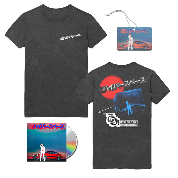 Hyperspace + Spacing Tee + Air Freshener - Beck