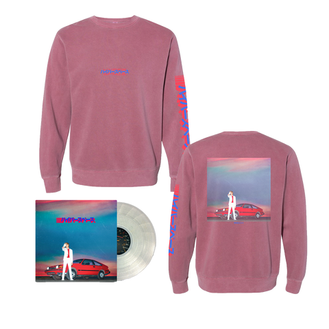 Hyperspace + Crewneck-BECK