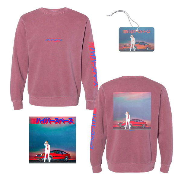 Hyperspace + Crewneck + Air Freshener - Beck
