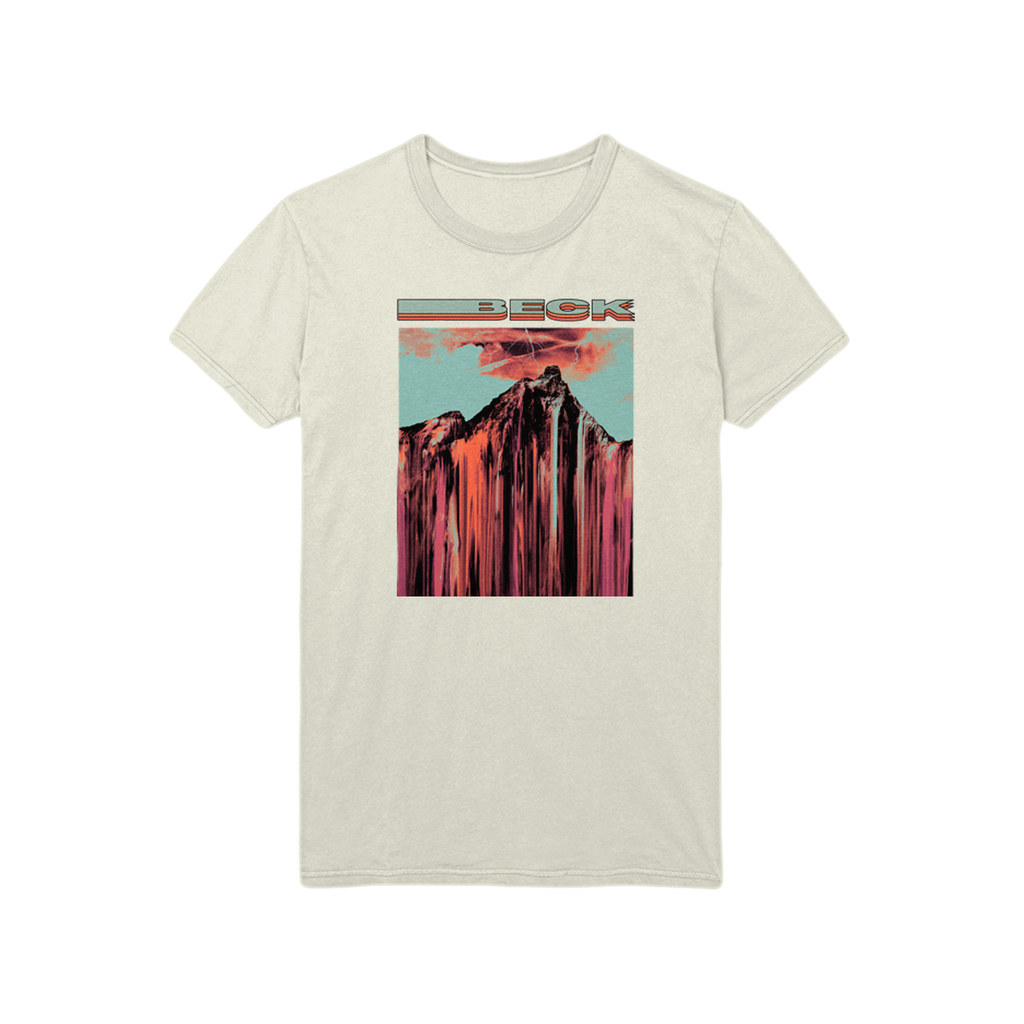 Mountain Falls Natural Tee - Beck