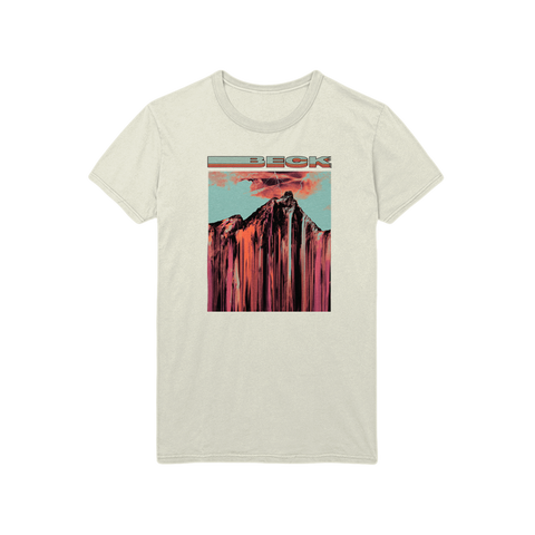 Mountain Falls Natural Tee-BECK